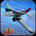 Airplane Flight Pilot 3D Simulator: Airplane Games Icon