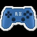 RetroX Icon