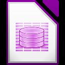 LibreOffice - base icon