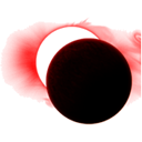 Red Eclipse Icon