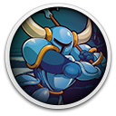 knight with shovel icon