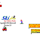 SkiFree Icon